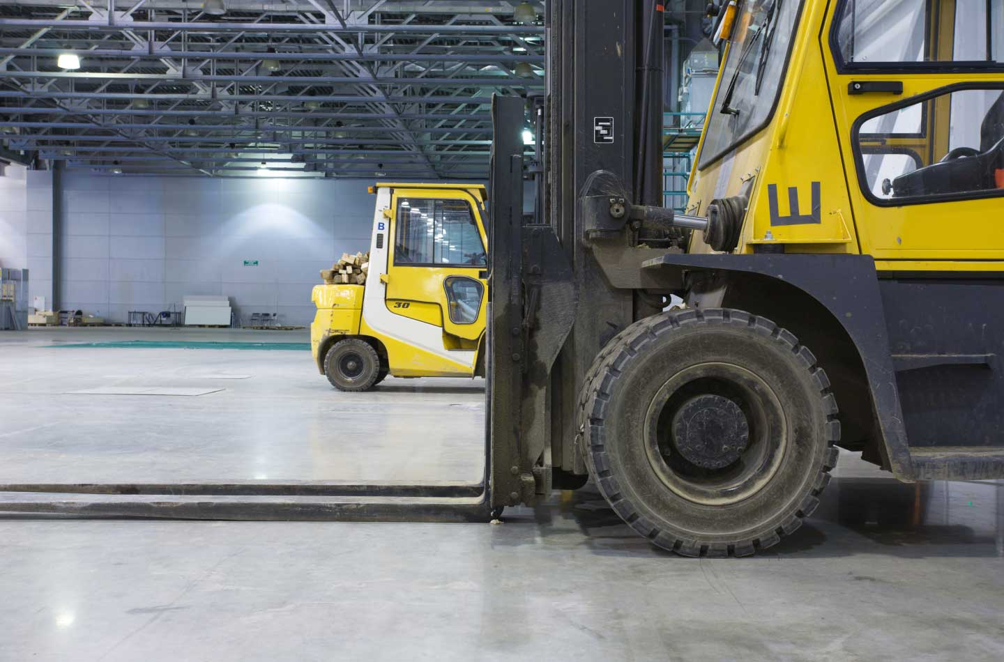 Forklift & Industrial Tires, Parts & Service